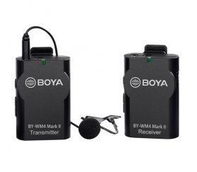 Wireless microphone set Boya BY-WM4 Mark II