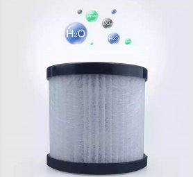 HEPA air filter replacement
