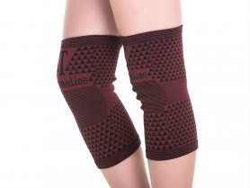 Tourmaline magnetic knee pads