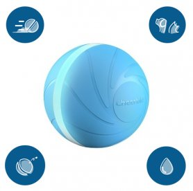 Cheerbledog and cats smart ball -Automatic (3 levels of activity)