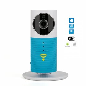 Mini HD smart WiFi camera + motion detection