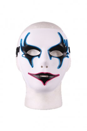 LED-Gesichtsmasken - Joker