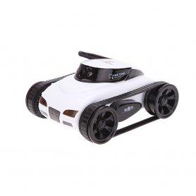 Spy kamera - RC tartály online átvitel és képfelvétel a mobiltelefonhoz