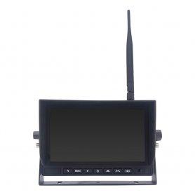 "Couvací kamera wifi s monitorem AHD Wifi SET 1x 7 ""AHD monitor + 2x HD kamera"