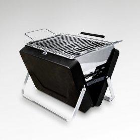 Mini grill 30x 22,5x 7,5 cm- kompakt és hordozható a táskához a táskában