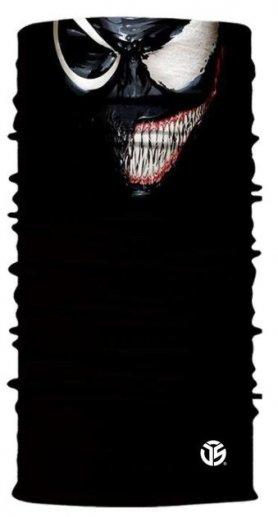 HALLOWEEN- Šatkyna tvár a hlavuVENOM