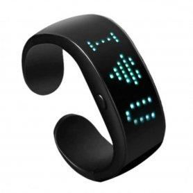 LED Multicolored luminous bracelet - 9 modes to choose