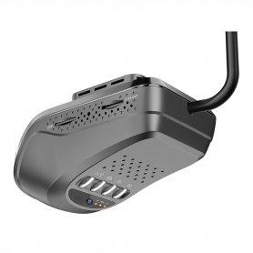 Kamera do auta s LIVE GPS sledovaním PROFIO Tracking Cam X1 - Duálny objektív + 3G + WiFi