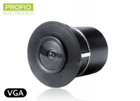 Micro universal waterproof reverse camera with a 150° angle of view
