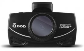 Camera DOD LS470W+ Premium model of DVR