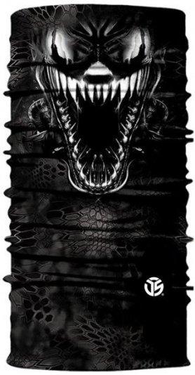 Scary hororovášatka na tvár čihlavu -VENOM