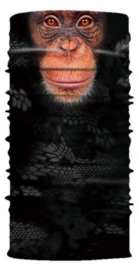 Pañuelo o pañuelo protector para el rostro - MONO