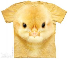 Eco T-shirt - Poussin