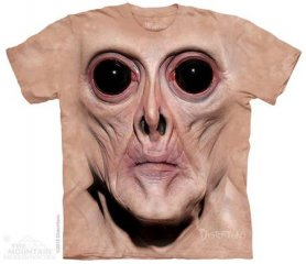 Eco T-shirt - Alien