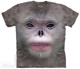 3D camisa hi-tech - Monkey