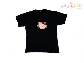 Bonjour Kitty - T-shirt
