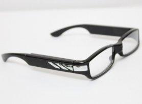 FULL HD 1920 x 1080のカメラ付きのスタイリッシュなメガネ