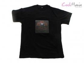 Led T-shirt - Spiderman