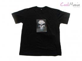 Led T-shirt - Punisher