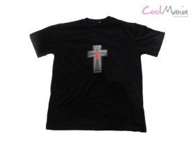 Led T-shirt - je crois