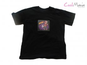 Led T-shirt - Hip-Hop Fille