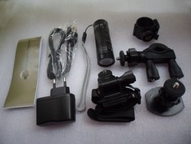 Bullet Camera FULL HD - XD1080P