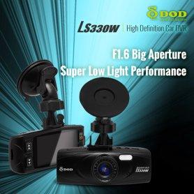 DOD kamera LS330W - WDR technologia