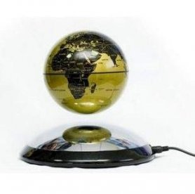 Levitando mundo