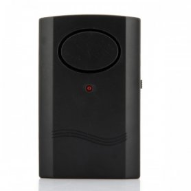 120 db-ig erős hangrezgés rögzítő riasztó