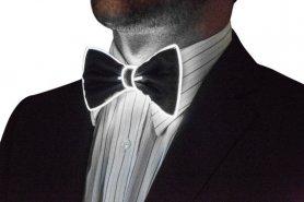 LED moški kravato
