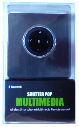 Shutter POP - Taste für mobile Multimedia (Foto + Musik)