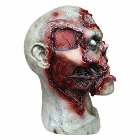 Măști de Halloween - Zombie