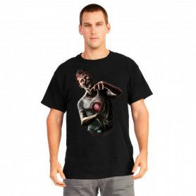 T-shirt Morph Interactive - Zombie