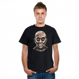 Divertido Morph Camisetas - Zombie Eyes
