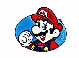 Пряжка пояса - Super Mario