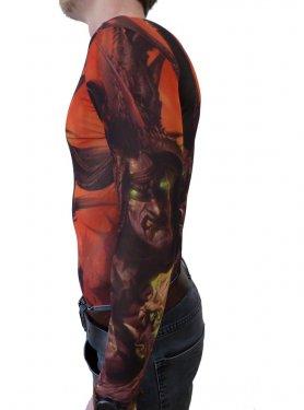 Majica s tetovažo - Hudič