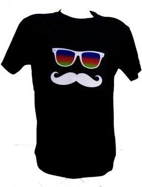 T-shirt Party - Moustache