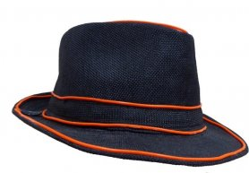 चमकती टोपी - लाल
