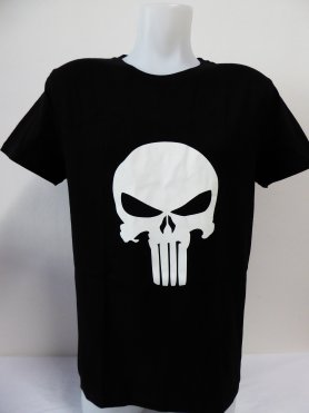 Fluorescente T-shirt - Punisher
