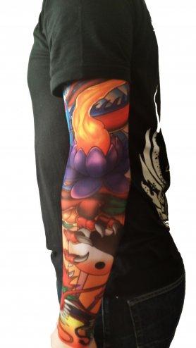 Tattoo rokavi - Jing Jang