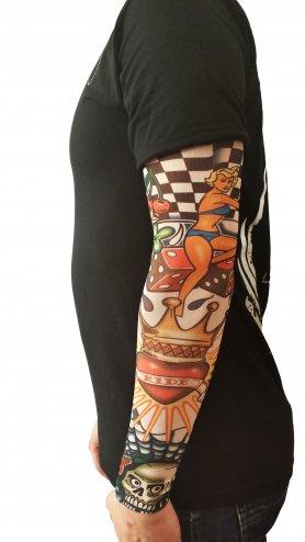 Tattoo rokavi - X Ride