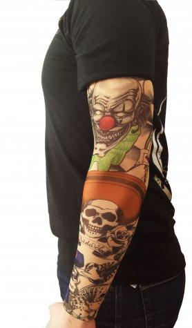 Рукави татуювання - Західне узбережжя