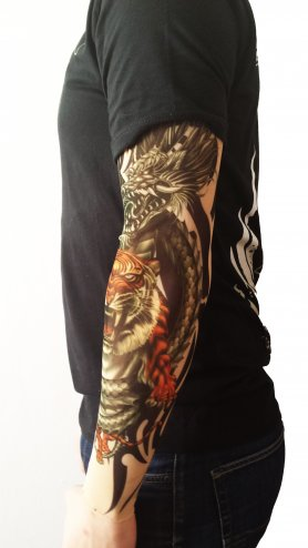 Tattoo sleeves - Tiger