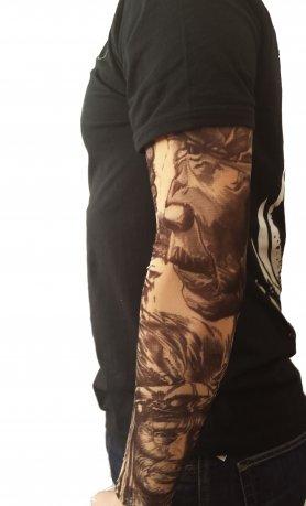 Tattoo rokavi - indijski