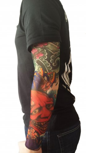 Tetoviranje rokavov - Pekelska paša