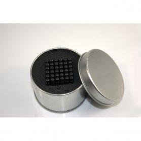 Neocube kuličky - 5 mm černé