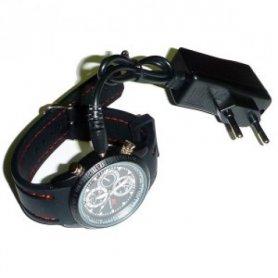 Vezeték nélküli láthatatlan fülhallgató Agent 008 + Bluetooth óra