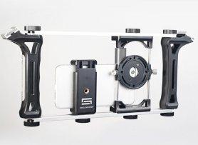 DreamGrip Evolution PRO - універсальний регульований набір для смартфонів, камер і цифрових дзеркальних камер