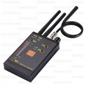 Hibadetektor a GSM 3G / 4G LTE, Bluetooth és WiFi jelek keresésére