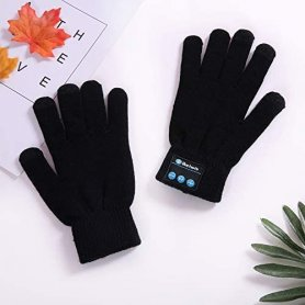 Phone gloves bluetooth - smartphone gloves for phone calls + touch